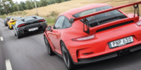 Test: Aston Martin V12 Vantage S, Ferrari 458 Speciale, Lamborghini Huracán, Porsche 911 GT3 RS