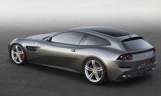 Ferrari FF får ett rejält lyft och byter namn till GTC4Lusso