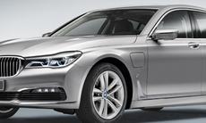 BMW lanserar iPerformance – nya 740e blir först ut