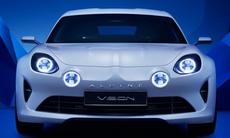Renault Alpine premiärvisas som koncept: Lätt, snabb och rolig
