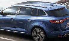 Renault Mégane Sport Tourer officiell – så ser nya kombimodellen ut