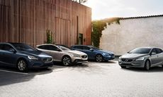 Officiell: Volvo V40 och V40 Cross Country facelift