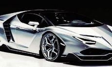 Läcka: Lamborghini Centenario LP 770-4 – första bilden