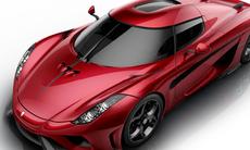 Koenigsegg Regera skrämmer slag på Bugatti Chiron i Genève