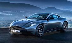 Läcka: Nya Aston Martin DB11 med V12 5.2 Twin Turbo