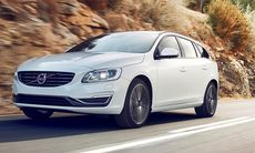 Ny specialversion: Volvo S60 och V60 Dynamic Edition