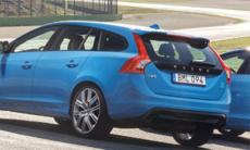 Vi provkör Volvo V60 Polestar – nu går turbosexan i graven
