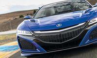 Prov: Honda NSX – värd 25 års väntan