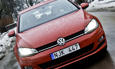 Volkswagen Golf är Sveriges bästa begagnade bil enligt läsarna