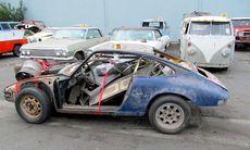 Porsche renoverade 911-vrak till perfekt skick – värdigt en Le Mans-vinnare