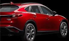 Mazda CX-4 är en läcker coupésuv – som du inte kan köpa