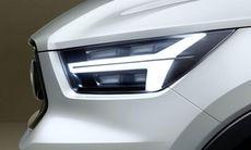 Volvo V40 – första officiella bilden på nya modellen