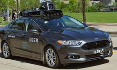 Ubers självkörande Ford kan göra taxichaufförerna arbetslösa