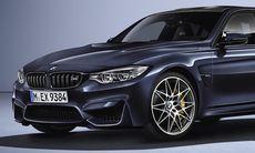 BMW M3 30 Jahre special edition – firar 30-årsjubileum
