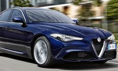Alfa Romeo Giulia till Sverige i höst – svenska priser klara