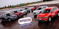 Test: Nya VW Tiguan i stort test mot sex konkurrenter