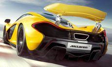 McLaren utvecklar supersnabb elversion av toppmodellen P1