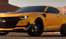Transformers-regissören avslöjade nya Camaro Bumblebee