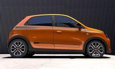 Renault visar upp fräcka Twingo GT