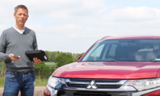 Allvarlig säkerhetsbrist hittad i Mitsubishi Outlander