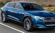 Audi Q8 presenteras i höst med ny laddhybridteknik