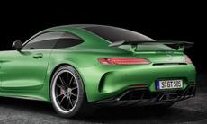 Mercedes-AMG GT R ska ta sig an Nürburgring med mer effekt