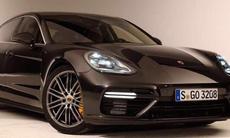 Officiell: Porsche Panamera visar upp sig – är den snyggare nu?