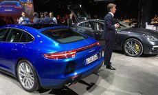 """Nya Porsche Panamera: """"Snabbare än Porsche 997 GT3"""""""