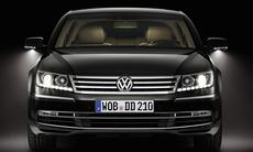Nya planen: Volkswagen Phaeton blir en eldriven suv