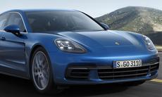 Porsche Panamera kommer som laddhybrid – gånger två