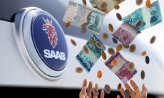 Miljonregn i Saab-konkursens fotspår
