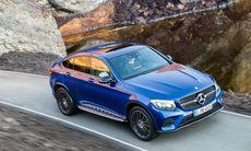 Svenska priser klara för nya Mercedes GLC Coupé