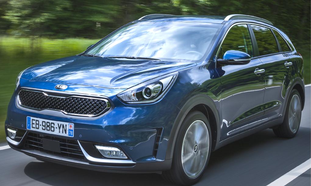 Kia Niro: Svenska priser på nya hybridsuven - auto motor & sport
