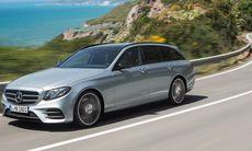 Svenskt pris på Mercedes E-Klass kombi