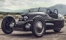 Morgan EV3 närmar sig produktion – väger bara 500 kilo