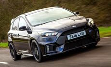 Ford Focus RS får första uppgradering till 375 hk och 510 Nm