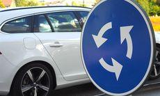 Undvik böter – 10 fakta om körning i rondell du måste veta