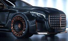 Mercedes-Maybach S600 Emperor 1 – vulgärast någonsin