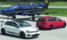 VW Golf R360S med 360 hk – men bara för Schweiz