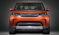 Land Rover smygvisar nya Discovery – premiär i Paris