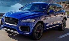 Nya detaljer om Jaguars suv med eldrift – kommer 2018