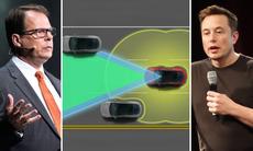 Efter kritiken från Volvo – nu försvarar Elon Musk Teslas autopilot