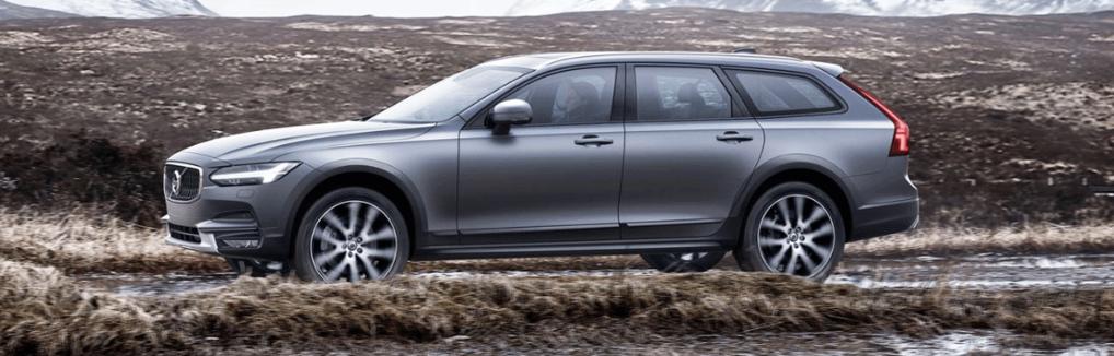 Volvo V90 Cross Country officiell – här är fakta och bilder - auto ...