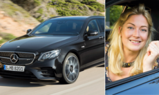 "Mercedes E-klass kombi provkörd: ""E-klass har blivit modern"""