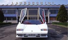 10 sköna fakta du inte visste om Lamborghini Countach
