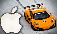 Apple i samtal om att köpa McLaren