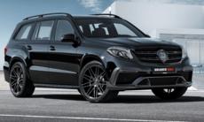Brabus 850 XL gör Mercedes GLS till ett monster med 850 hk