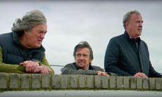 The Stig – Ben Collins – är tillbaka hos Clarksons The Grand Tour