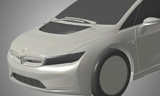Nya patentbilder skulle kunna visa nya BMW i5