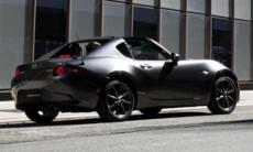 Produktionsstart av Mazda MX-5 RF – en Miata med Porsche-look